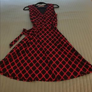 41 Hawthorn Medium wrap dress